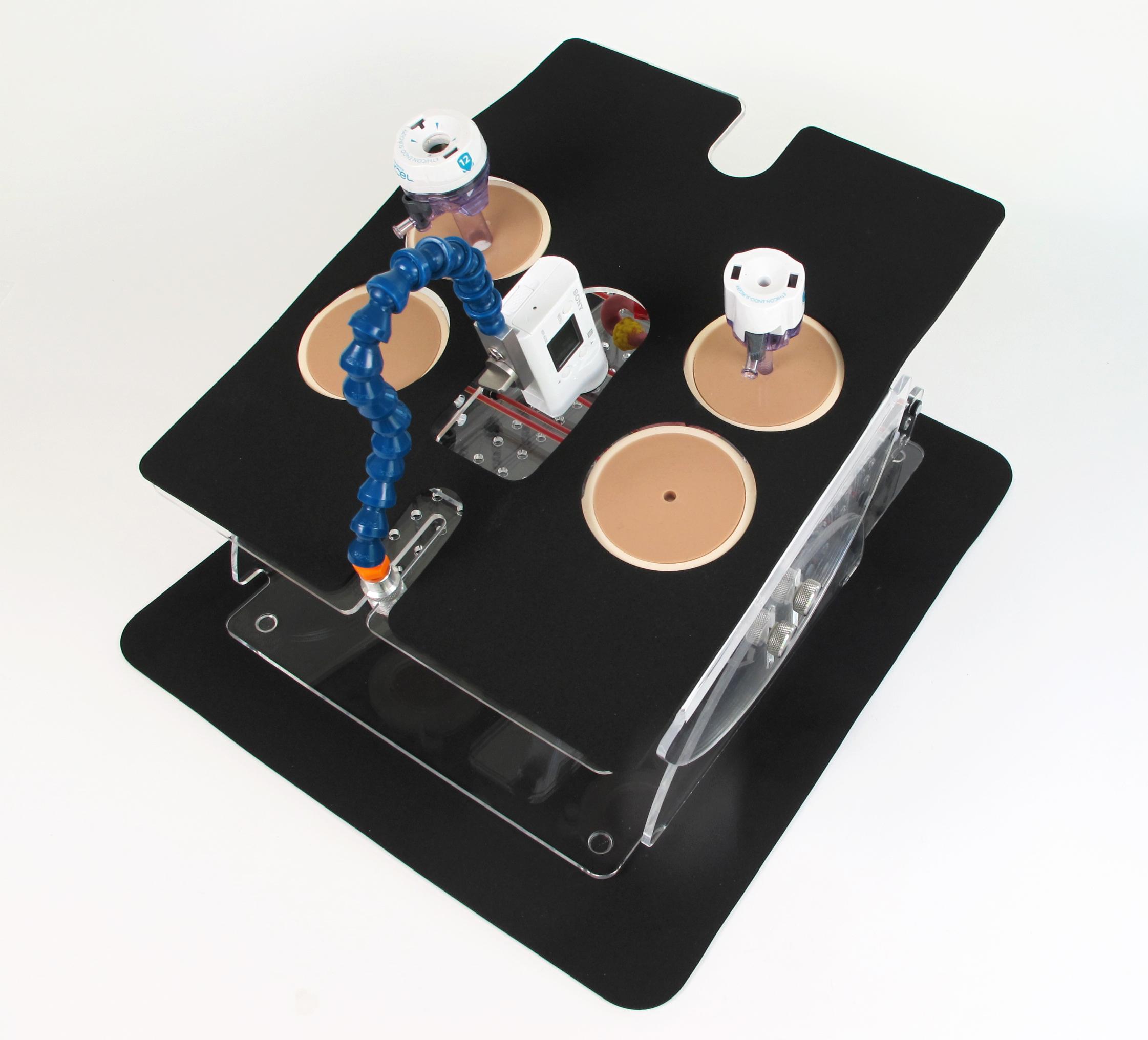 Portable Laparoscopic Trainer01