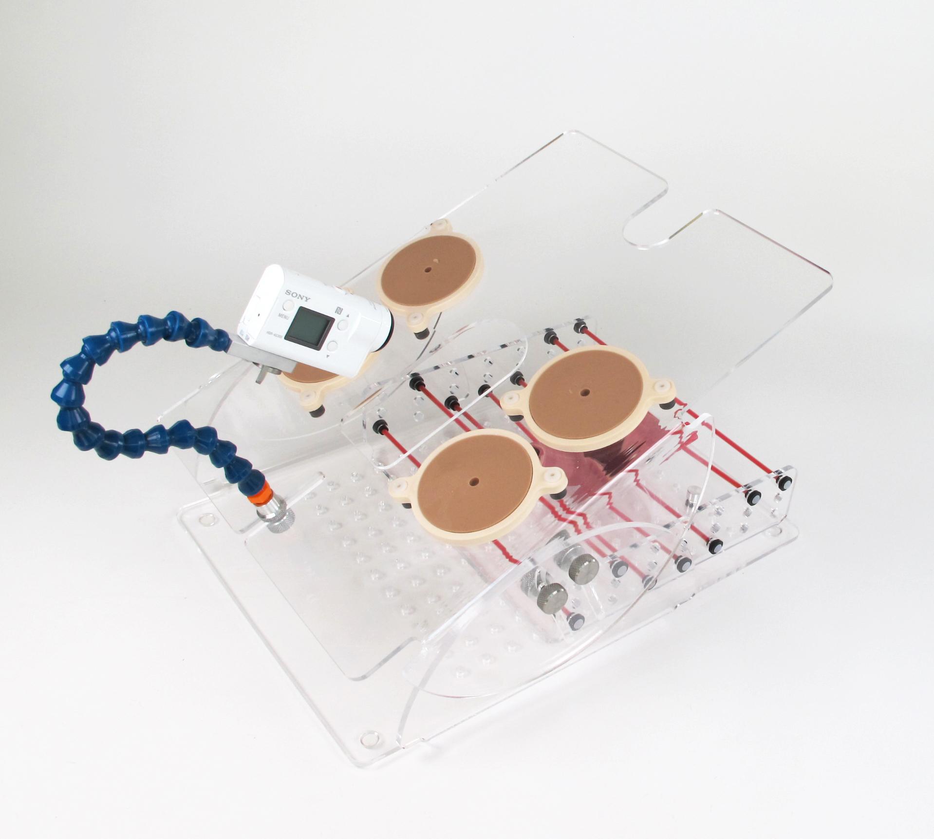 Portable Laparoscopic Trainer02