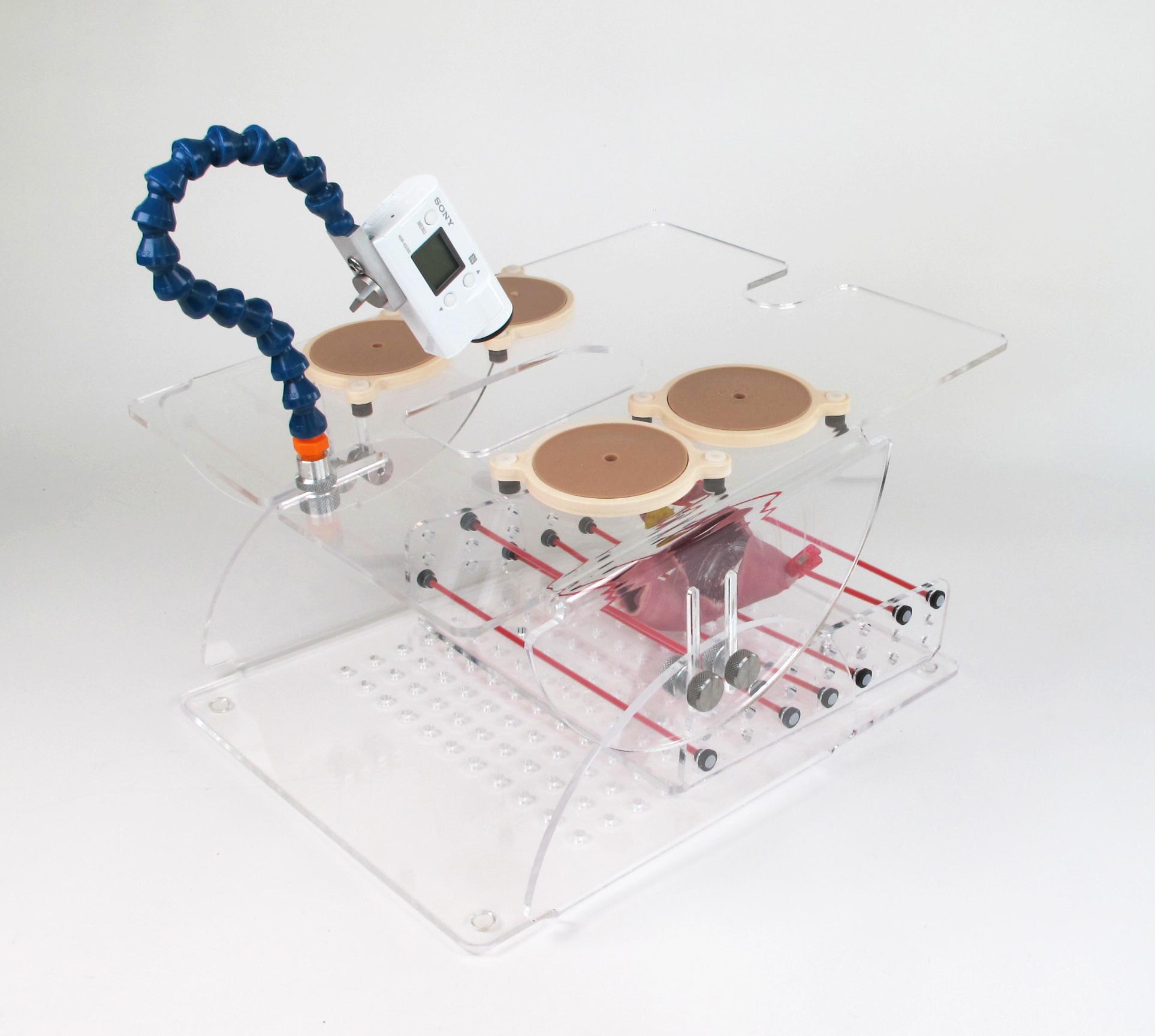 Portable Laparoscopic Trainer04
