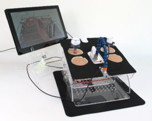 Portable Laparoscopic Trainer05